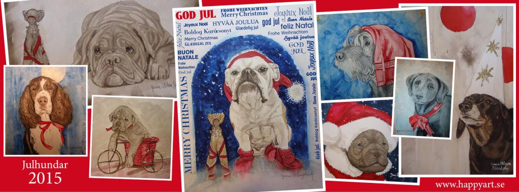 Julhundar 2015 Publicerade i Hundsport